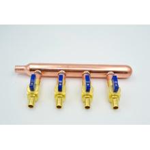 Медные трубы для систем водопровода