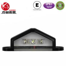 Ltl25 E-MARK Licence Plate LED Tail Light for Truck Trailer