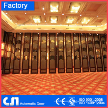 Partition Wall Automatic Sliding