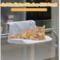 Кошка, вешающая кровать радиатора