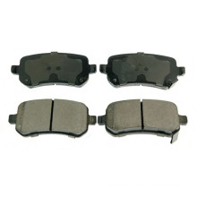 D1326 68029887AA for chrysler grand voyager brake pads