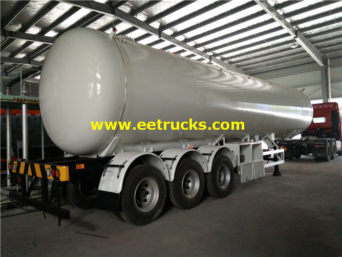 Tri-axle LPG Gas Tanker Semi-trailers
