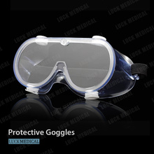Anti-Splash Anti-Fog High Impact Schutzbrille