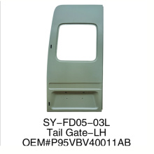 FORD TRANSIT V83 Tail Gate