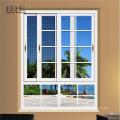 Usine en gros en aluminium fenêtre coulissante
