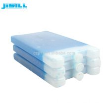 Ungiftiger Gel Blue Ice Brick Cooler
