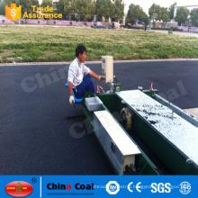 Running Track Paver Machine for plastic runway