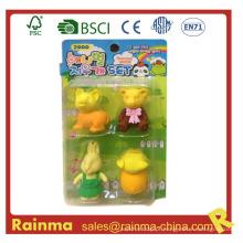 3D Animal Eraser for Kids Gift