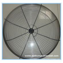 Protection de ventilateur de protection pour la ventilation / garde de ventilateur en métal / garde de ventilateur de joint de moteur
