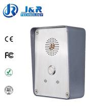 Téléphone d'urgence SIP / VoIP, téléphones de salle propre, téléphone de porte