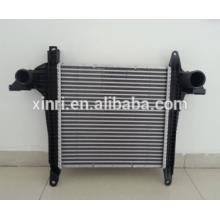Factory price supply aluminum intercooler for MAN TGL 81061300192 81061300228 NISSENS: 97057