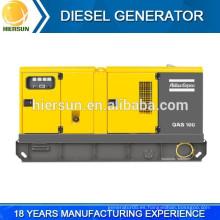 Protección ambiental y generador de diesel eléctrico de bajo ruido al por mayor