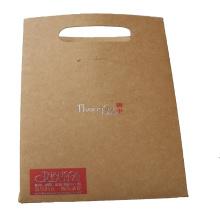Saco de presente de compras de papel de alta qualidade de desenvolvimento novo