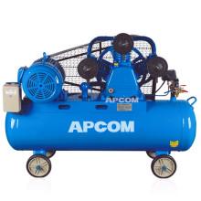 APCOM Heavy Duty 7.5kw 7.5 5.5 kw 8 bar air compressor air compressor piston 7.5hp 10hp 115 psi air-compressor 230l 200l 230 L