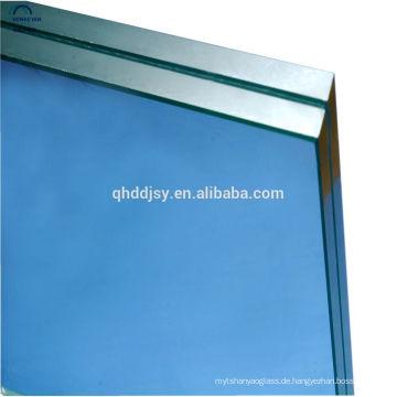 10.76mm 8.76mm kugelsicheres pvb lamelliertes Glastür- und Fensterspezifikation