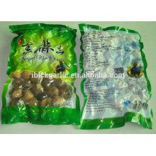 2016 Fermented delicious organic food black garlic 500g/bag