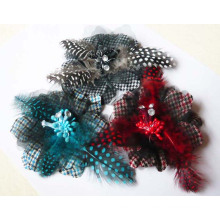 Decorative Bows for Sale with Feather and Beads