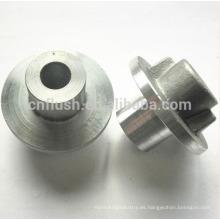 piezas torneadas de acero de alta precisión personalizadas