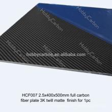 Taschen-Ausschnitt-Kohlenstofffaser-Blatt gesponnenes reines Kohlenstoff-Faser-Blatt fertigen Preis 0.5mm, 1mm, 1.5mm, 2mm, 2.5mm, 3mm, 3.5mm, 4mm ,, 5mm, 6mm besonders an