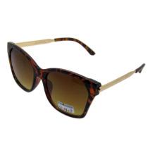 2013 nuevas gafas de sol de la manera del estilo con el metal Templesz5408