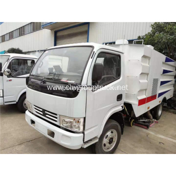 Road Sweeper Machine Street Sweeping Truck For Sale
