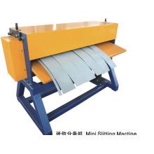 high speed used steel coil slitting machine