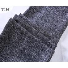 Tejido de lino Tipos de telas Uphostery Style por 457GSM