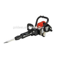 900w 32.7cc Handheld Gasolina Jack Hammer Portable Gas Powered Rock Drill Breaker
