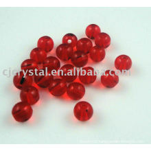 Crystal raw material for beads