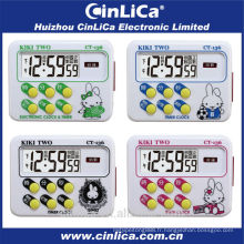 Commutateur mini-minuteur digital CT-136 à 12v cc