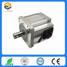 80 Brushless DC Motor 75V 3000 Speed Length 80mm 200W