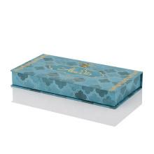 China Brothersbox custom velvet jewellery boxes glass brown jewelry box