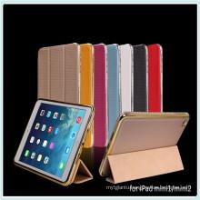 Luxury Diamonds Leather Case for iPad Mini