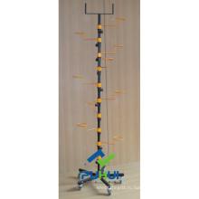 Поворотная стойка для напольного покрытия (PHYN131)