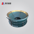Symons Concave Bowl Liner ORE Mining Wearing