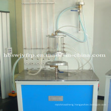 Geosynthetics pull-out strength testing machine