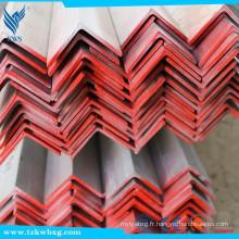 Barre d'angle en acier inoxydable 410 1mm