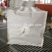 Industrial big bags , fibc bag with baffle,pp super sacks with coating liner for grains rice sugar /food addictive