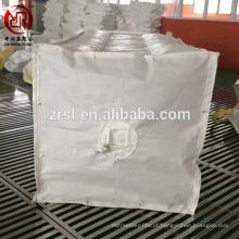 Sacos grandes industriais, fibc saco com defletor, pp super sacos com forro de revestimento para grãos de açúcar de arroz / comida viciante