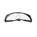 Industrial protective glass goggles flat lens eye mask
