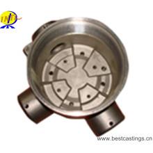 Casting en acier inoxydable standard ASTM / DIN / BS avec moulage d'investissement