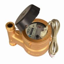 Medidor de agua de hierro de tipo multi Jet agua (MJ-LFC-F10-4)