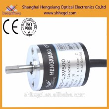 mini 25mm codificador S25 sensor ultrasónico precio Salida de voltaje