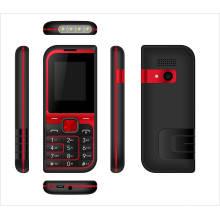 "1.77"" 3 sim card   Mobile Phone 2G GSM Flashlight Function Basic Mobile Phone"