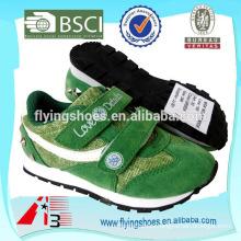 rocker-style adorable sneaker sports kid shoe EVA insert sole
