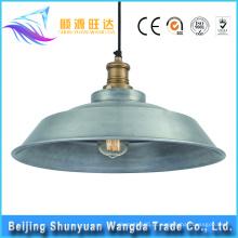 China Profissional Spinging Lampshade Fazendo suprimentos Fabrica de Domes Metal Lampshade Quadros