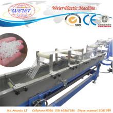 Venda quente de Plástico Reciclagem PP PE Pet Strand Granular Linha