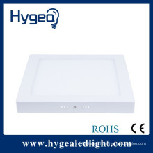PF>0.9 CRI>85RA 100LM/W 2 years warranty square led panel light