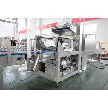 Can Tray Film Shrink Wrap Packaging Machine