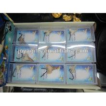 Coleção de pingentes de dentes de tubarão